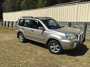 Nissan X trail 2002 manual 04/17 rego Maryland Newcastle Area Preview