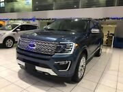 Ford 2018 Ford Expedition Max 4x4 Platinum