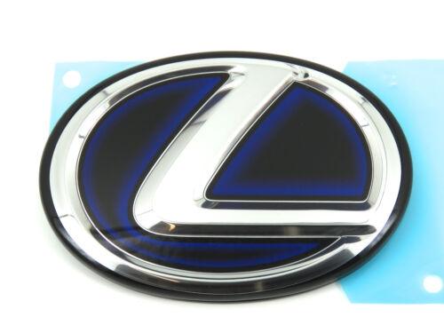 Genuine New LEXUS BOOT BADGE Emblem For NX 2014+ LS 2012+ RC 2015+ Hybrid