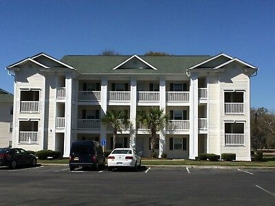 Myrtle Beach 7 Night Vacation Rental - 2 bdr. Condo / Steps to Pool & Jacuzzi