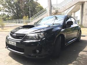 Subaru WRX 2013 Premium Pagewood Botany Bay Area Preview