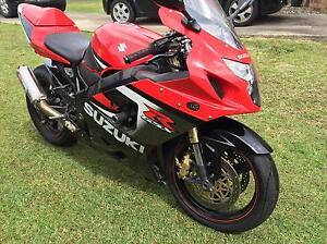 Suzuki GSXR600 Bald Hills Brisbane North East Preview