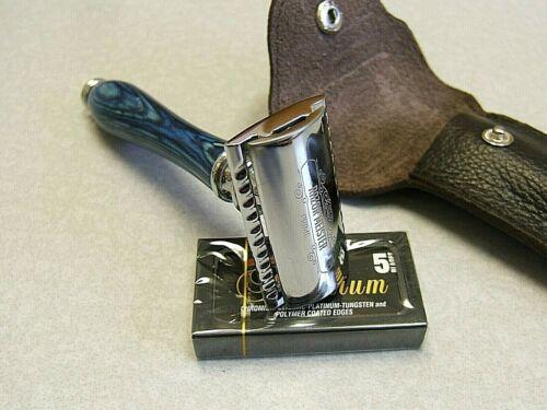Double Edge Safety RAZOR MEISTER PRIME