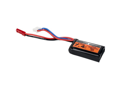 Valken LiPo 7.4V 25C 250mAh PEQ Style Airsoft Battery JST Style Connector NEW