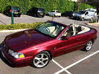 Volvo C70 by Queens Park Garage Car Sales, Bournemouth, Dorset