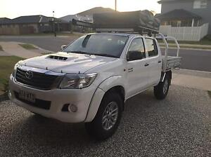 Toyota hilux 4x4 North Lakes Pine Rivers Area Preview