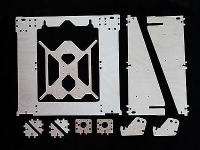 Prusa i3 REPRAP 3D Drucker Rahmen