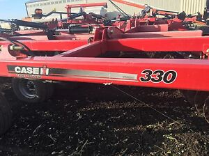 Case ih vertical tillage 330 turbo