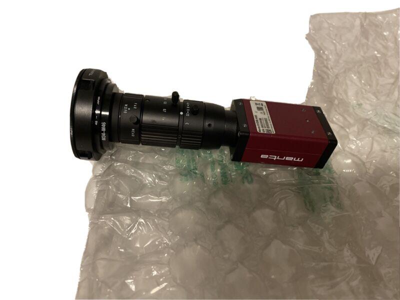 Allied Vision Technologies Manta G 125B ASG Monochromatic Camera TOKINA 52mm