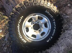 Rim& New BF Goodrich Tyre!! Branxton Singleton Area Preview