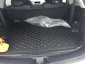 Cargo mat from a 2009 Acura MDX