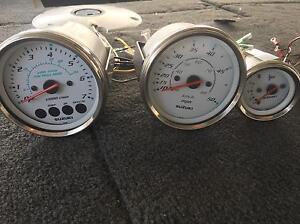 Suzuki marine gauges Campbelltown Campbelltown Area Preview