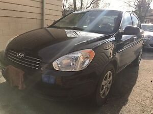 2010 Hyundai Accent Sedan - CERTIFIED and ETESTED