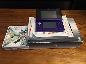 3DS + 3 Games (Good Condition)