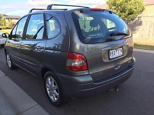 2001 scenic auto rego and 4 new tyres Dandenong Greater Dandenong Preview
