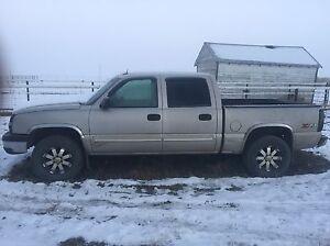 2004 Chevy 1500 4x4 truck  Edmonton Edmonton Area image 1