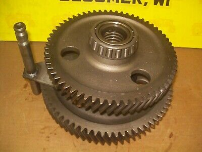 Oliver 1750180018501900195020502150 Farm Tractor 2 Seed Pto Setup Gears