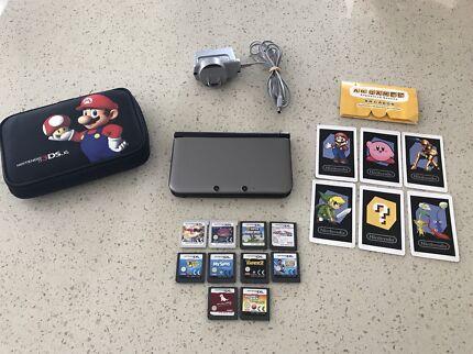 Nintendo 3DS XL Console Bundle