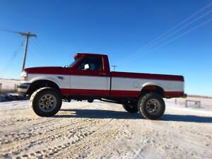 Done up obs 1996 Ford F-150 (needs work)