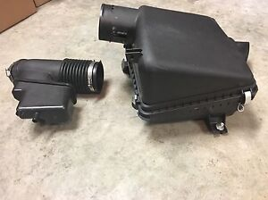 OEM Toyota Tundra air intake assembly