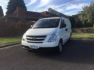 Hyundai iLoad with Tradesman's setup!! 13 MONTHS REGO!!! Mulgrave Monash Area Preview