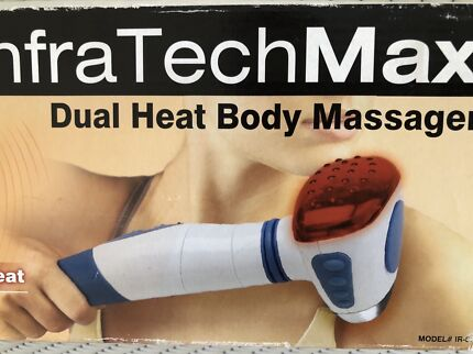 MASAGE Dual Heat Body HoMEDICS Gungahlin Gungahlin Area Preview