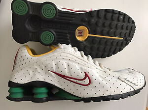 Nike shox running shoe collectors edition 2005 R4