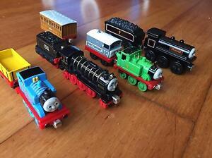Original 'Thomas the Tank' engine toys Matraville Eastern Suburbs Preview