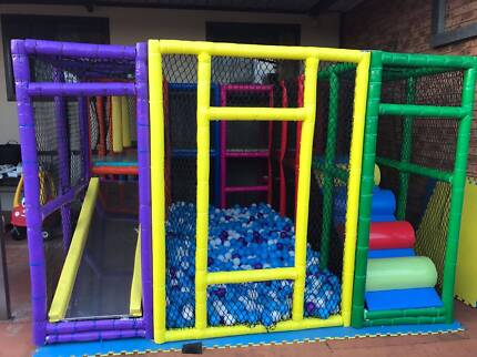 Mobile Playground Equipment Hire For SALE!!