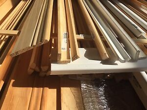 Various styles of mouldings available for sale