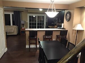 3 Bedroom spacious townhouse with a beautiful and quiet view. Cambridge Kitchener Area image 2