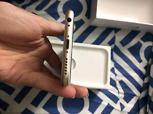 65gb gold iPhone 6 Kingston Kingston Area image 3
