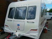 Bailey Unicorn Valencia For Sale At The Bedfordshire Car & Caravan Centre