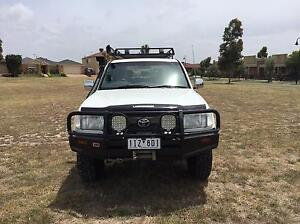 Toyota Land Cruiser 2003 gxl turbo diesel Roxburgh Park Hume Area Preview