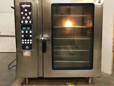 Alto Shaam Steam Convection Combitherm Oven 208-240v 10.18ml Tested