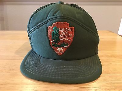 National Park Service Hat Mesh Retro