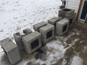 Chimney Blocks