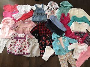 Lot de vêtements pour fille 3, 3-6 et 6 mois