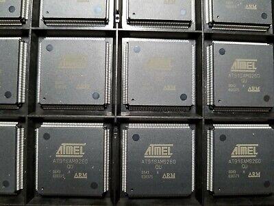 63 Pcs At91sam9260-qu New Arm Processor
