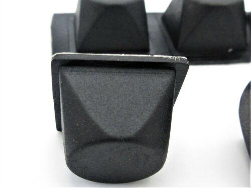 22mm Rubber Feet for Electronics & AV Equipment  13mm Height 3M Adhesive Backing