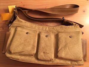 Matt & Nat purse, Brand New, in nude neutral color