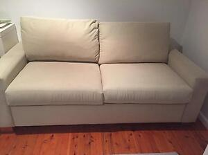 FREEDOM TWO SEATER SOFA BED Allambie Heights Manly Area Preview