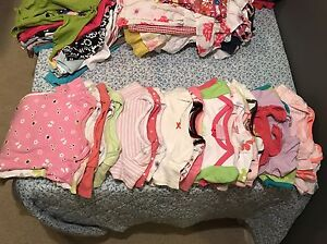 Baby girl clothes 0-2 yr. Like new
