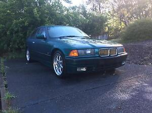 1993 BMW Coupe Katoomba Blue Mountains Preview