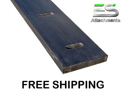 12 1-12 X 8 Rubber Cutting Edge Snow Pusher Snow Plow Rubber Protech