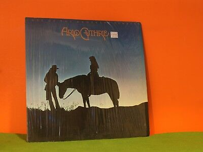 ARLO GUTHRIE - LAST OF THE BROOKLYN COWBOYS - FIRST PRESS IN SHRINK LP