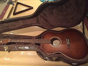 Art lutherie acoustic  guitar
