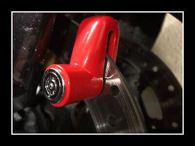 Antirrobo Bloque Disco de Freno Para Bicicleta Eléctrica Vtt BMX Moto Quad...