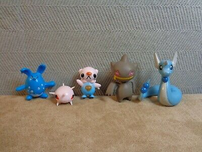 SET OF 5 POKEMON MINIATURE FIGURES (MF112)
