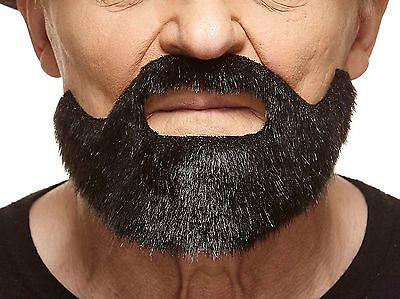 High quality Short Boxed fake, self adhesive - Fake Short Beard
